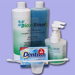 Breath treatment kit with variety of liquids