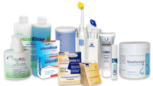 Complete hydro pulse kit including a variety of liquids, creams, and tools