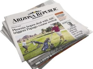 The Arizona Republic newspaper